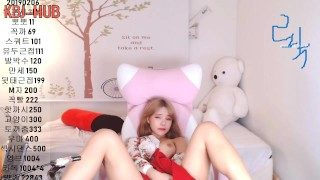 Korean BJ Sexy Beautiful Girl #123 (KBJ19021406) | KBJ-Hub